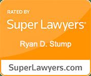Super Lawyers Ryan Stump