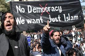 Islam_No_Democracy
