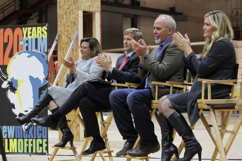 Netflix Production Hub 24792 - Netflix deal could boost all parts of New Mexico