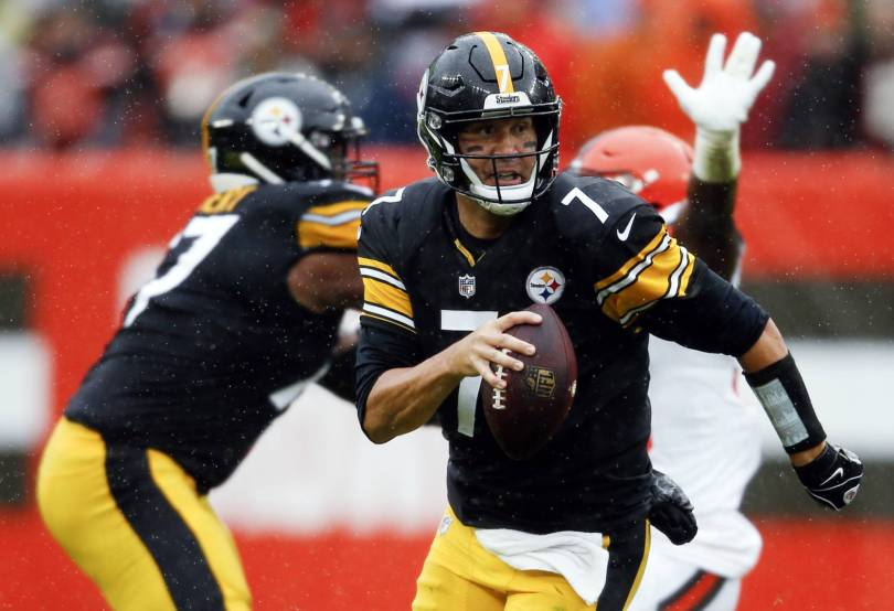 Chiefs Steelers Football 12911 - Roethlisberger returns to practice, questionable for Chiefs