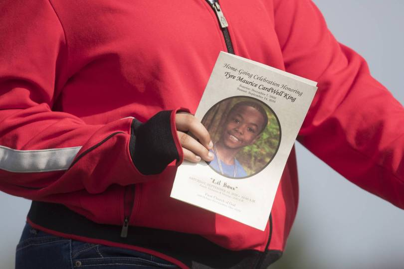 Columbus Police Shoot Teen 39403 - Grandmother sues over police shooting of black 13-year-old