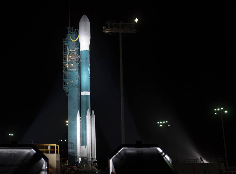 Delta II Rocket 75754 - NASA satellite launched to measure Earth's ice changes