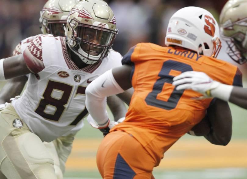 Florida State Syracuse Football 78714 - Syracuse beats Florida State 30-7 behind DeVito