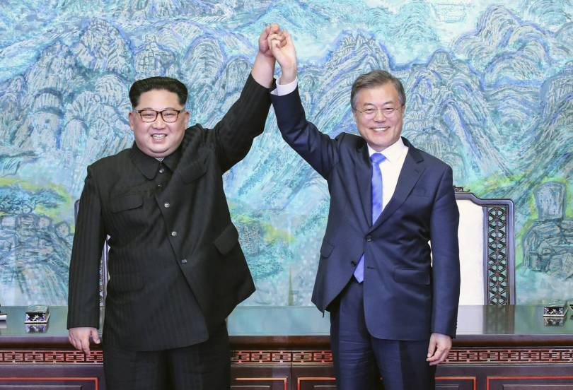 Koreas Summit Dividing South 71502 - Skepticism rising in S. Korea ahead of 3rd summit with North