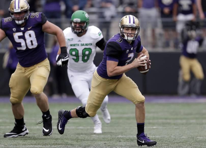 North Dakota Washington Football 67024 - No. 10 Washington opens Pac-12 play against tough Utah team