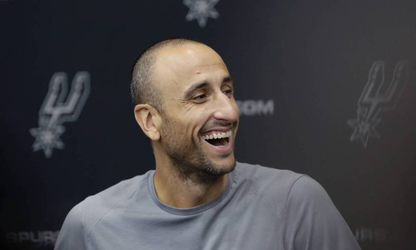 Spurs Ginobili Retires Basketball 19753 - Ginobili content with retirement after 16 seasons with Spurs