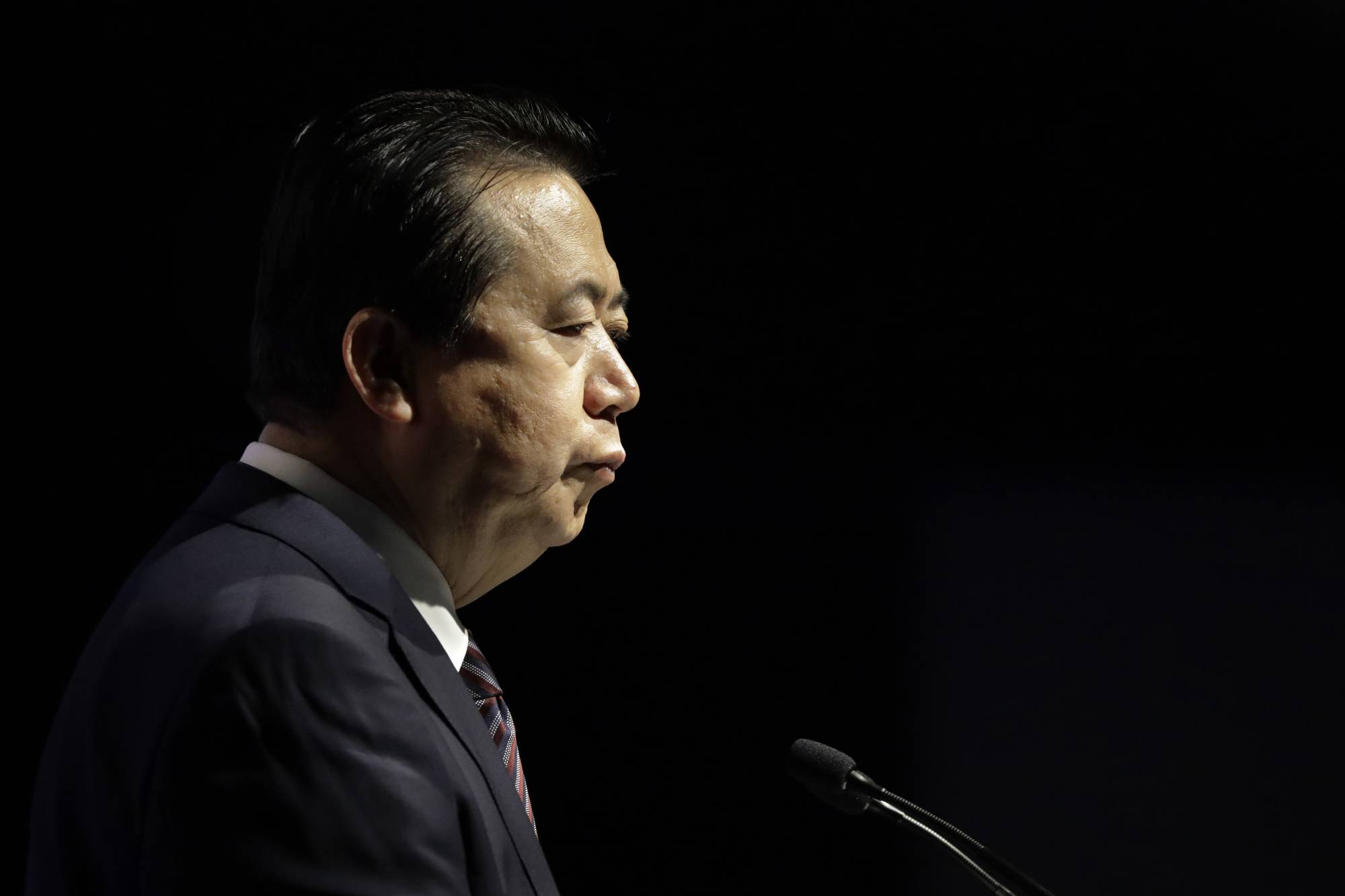 Head of Interpol, Meng Hongwei, missing after China trip
