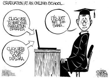 School Cartoon 3