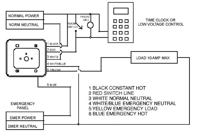 control 4 lighting wiring diagram venn problems with solutions pdf adding to emergency circuits federated controls when looking at the