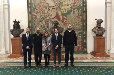 Vizită de lucru delegația Eurodiaconia