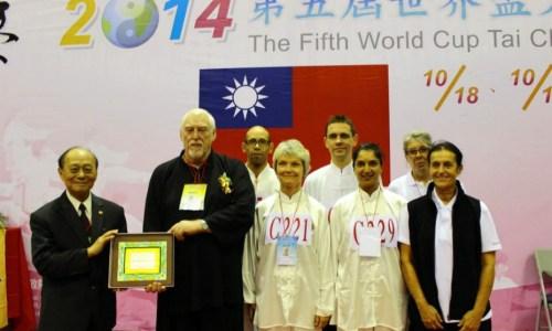 Read more about the article Cinquième coupe du monde de tai chi chuan à Taiwan