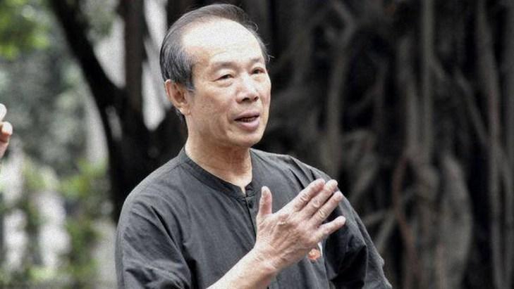 Portrait de maître Wang Chih Shih