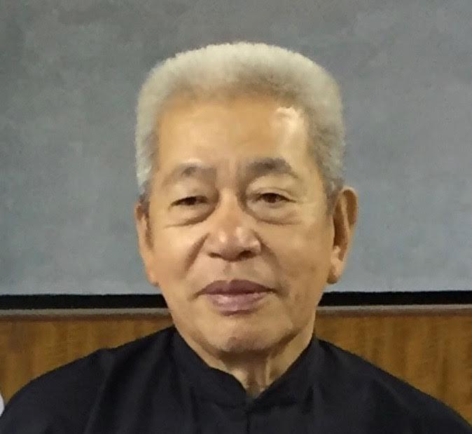 Portrait de maître Lin Mu Huo