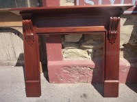 Reproduction Timber Fireplace Surrounds | Federation Trading