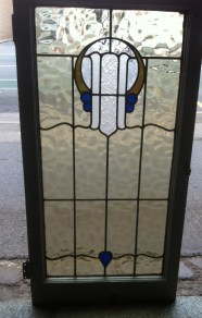 Original leadlight `1920