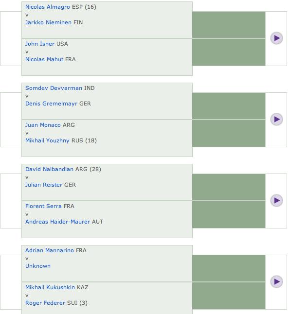 Wimbledon 2011 draw 6