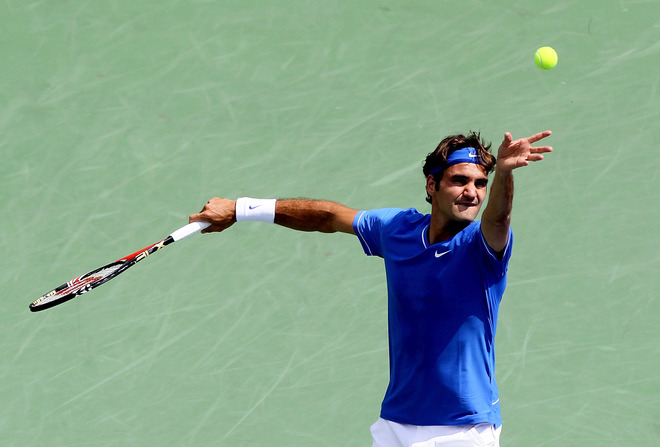 Roger Federer Montreal Masters