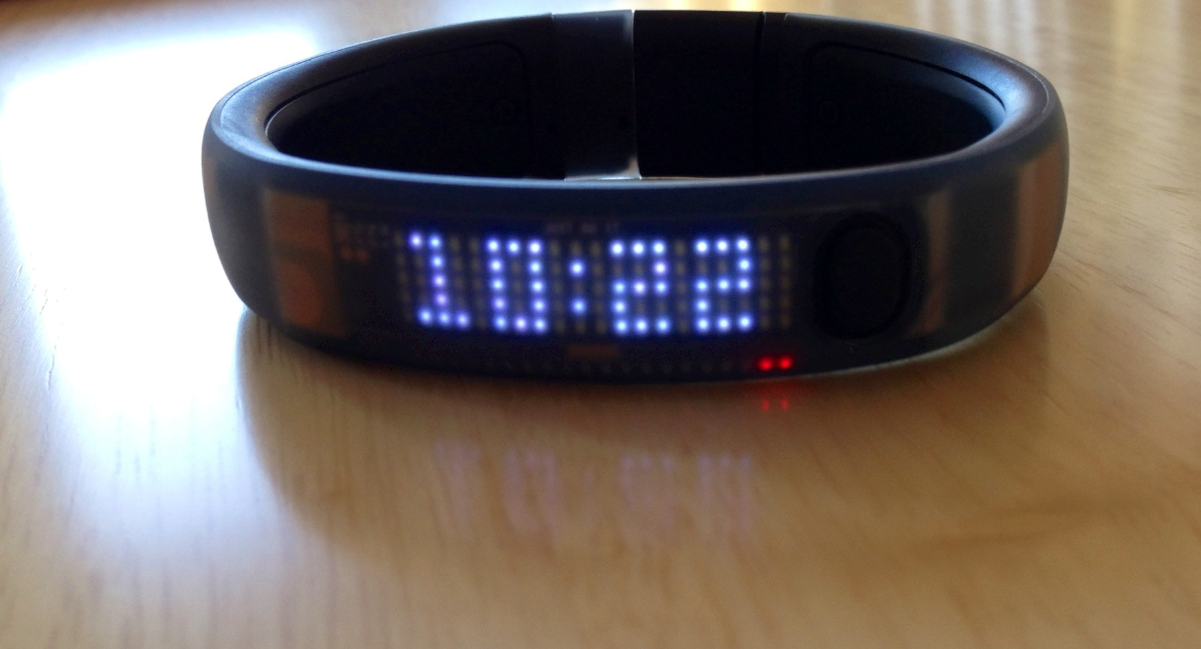 Nike+ FuelBand Review • FedFan