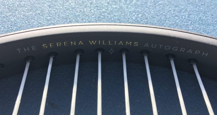 Wilson Blade 104 Serena Williams Autograph Review • FedFan