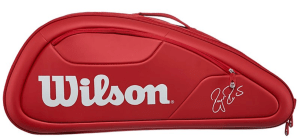 Federer DNA 12 Pack Tennis Bag - Red