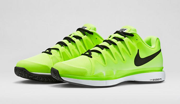 Federer 2015 Australian Open Nike Zoom Vapor 9.5 Tour