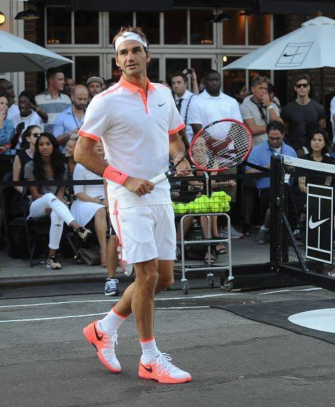 Federer US Open 2015 Night Outfit