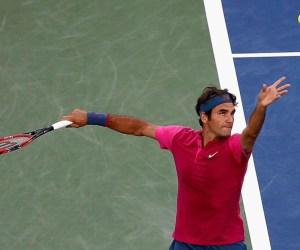 Roger Federer 2015 Cincinnati Masters