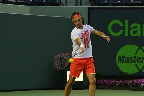 Roger Federer Miami Open
