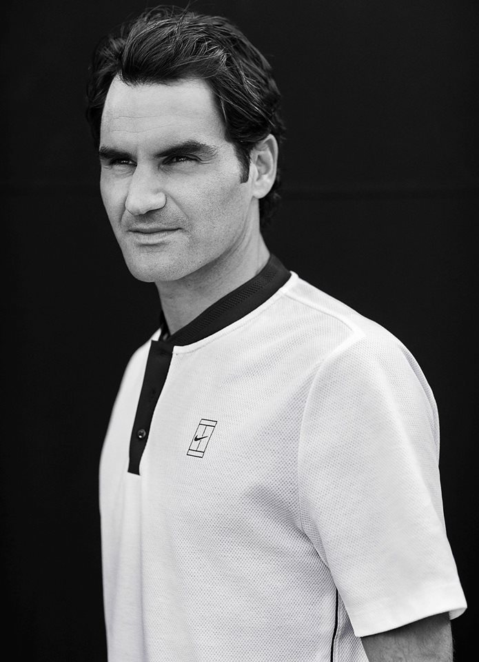 Roger Federer Wimbledon 2016 NikeCourt Promo