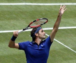 Roger Federer 2016 Mercedes Cup