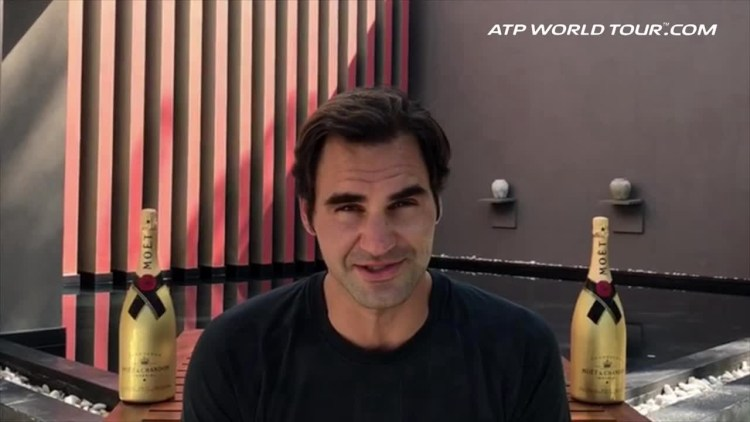 Federer ATP World Tour 2016 Video