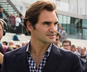 Federer GQ 2016 Most Stylish