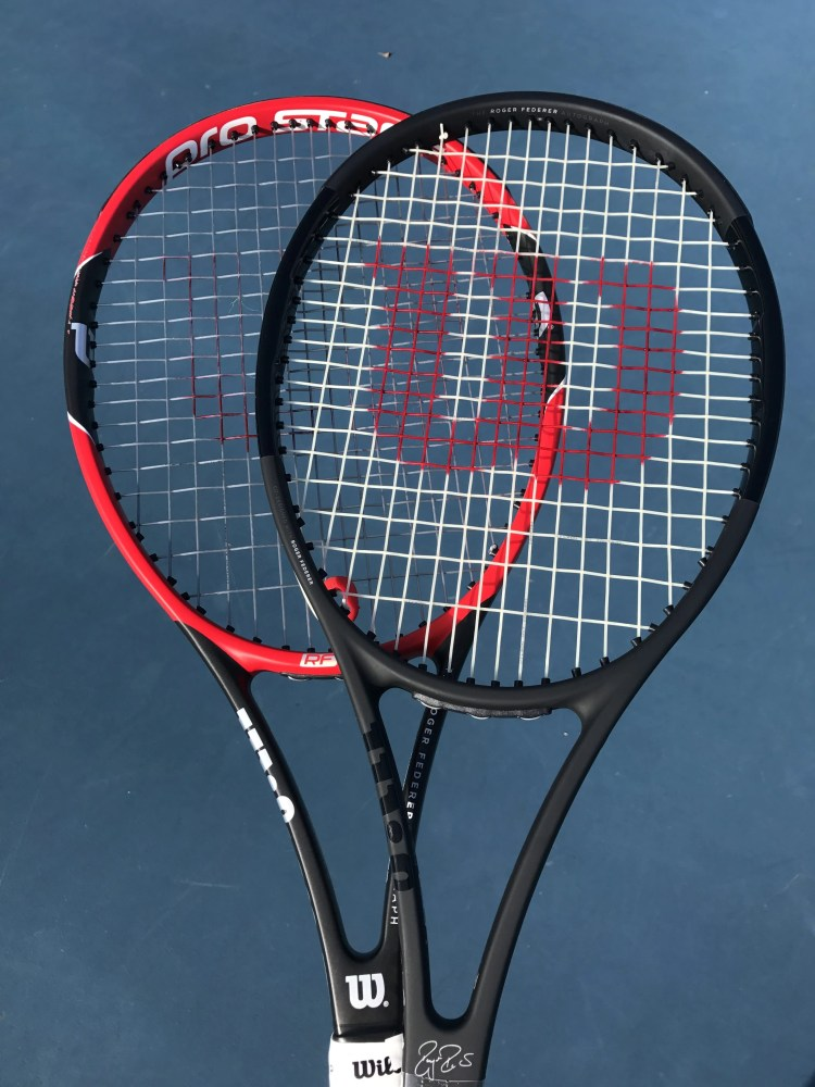 Wilson Pro Staff RF97 Autograph 100 Hours Review - Wilson Pro Staff RF97 Autograph Models