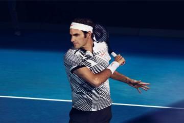 Roger Federer 2017 Australian Open Nike Outfit