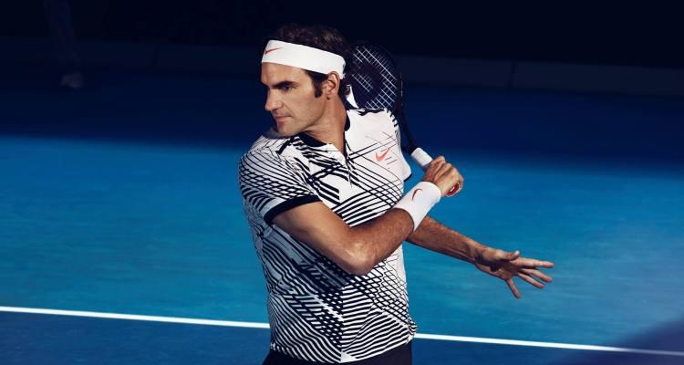 03a5b0f2918c Roger Federer 2017 Australian Open Nike Outfit • FedFan