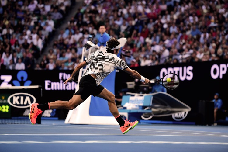 Federer Reaches Sixth Australian Open Final