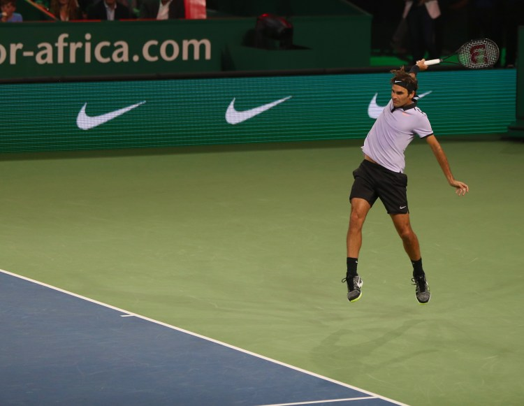 Roger Federer The Match For Africa 3