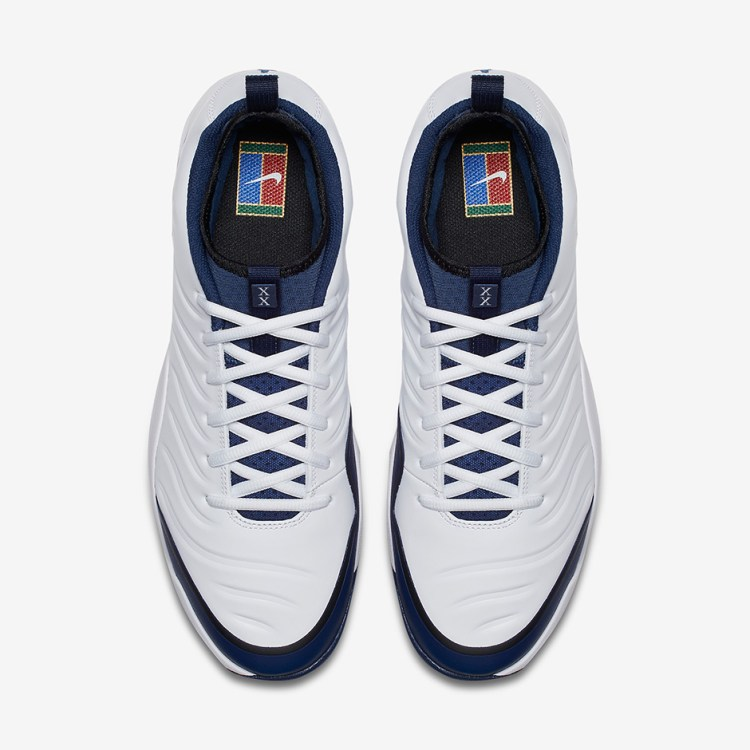 Nike Air Zoom Oscillate XX White Navy