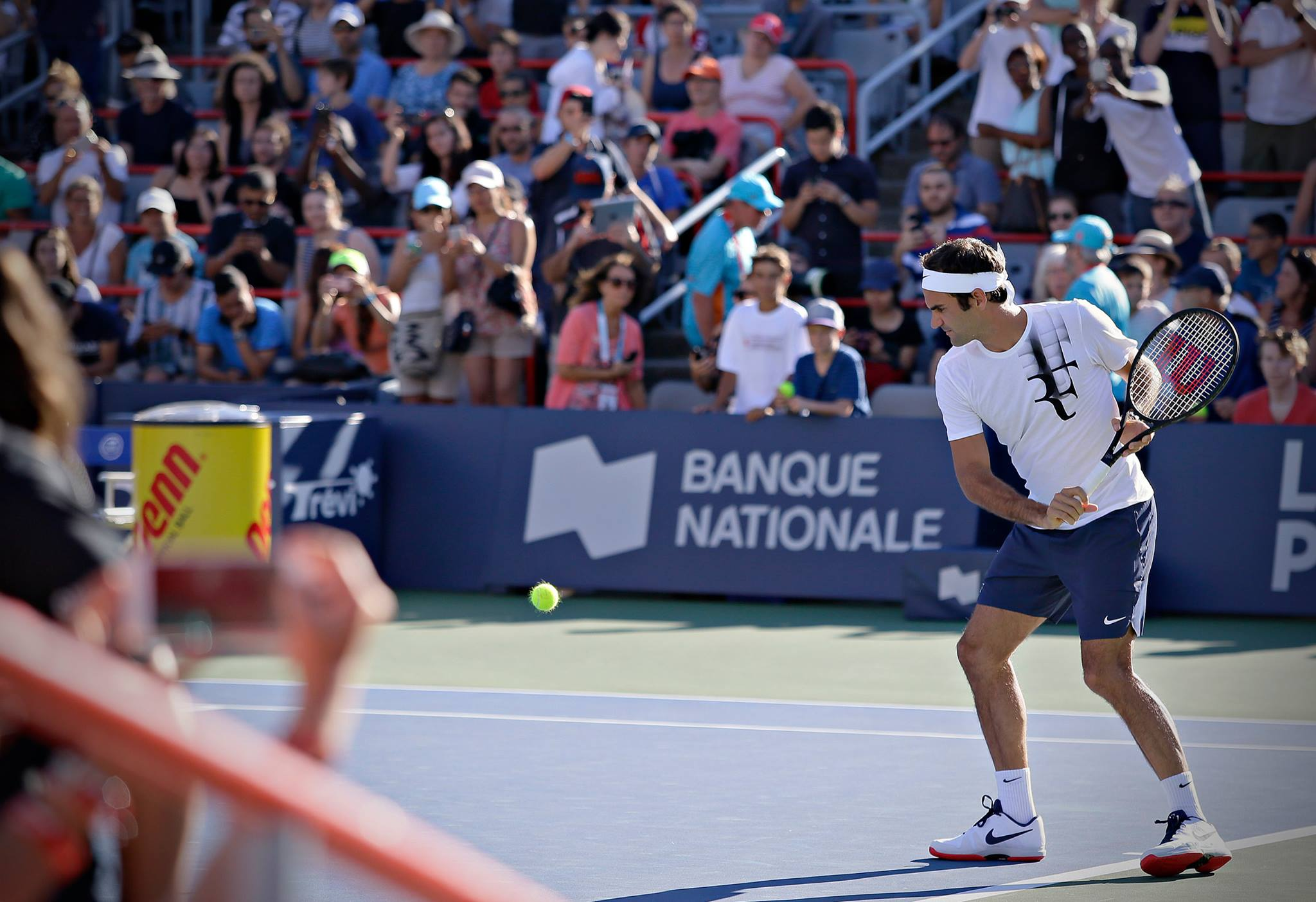 Roger Fedfan Federer Nike Rogers 2017 Coupe Outfitmontreal Masters• trQshdC