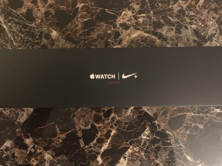 Apple Watch Series 3 Nike+