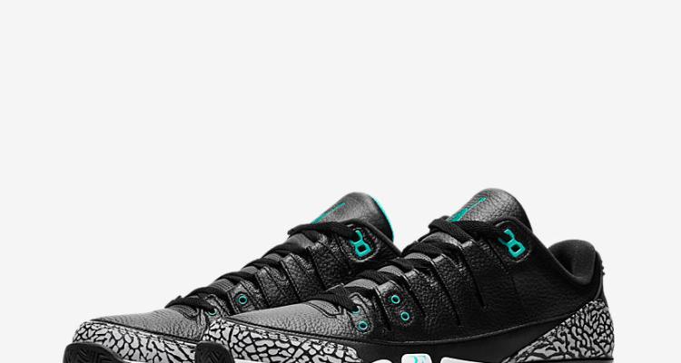 NikeCourt Zoom Vapor RF X AJ3 Atmos