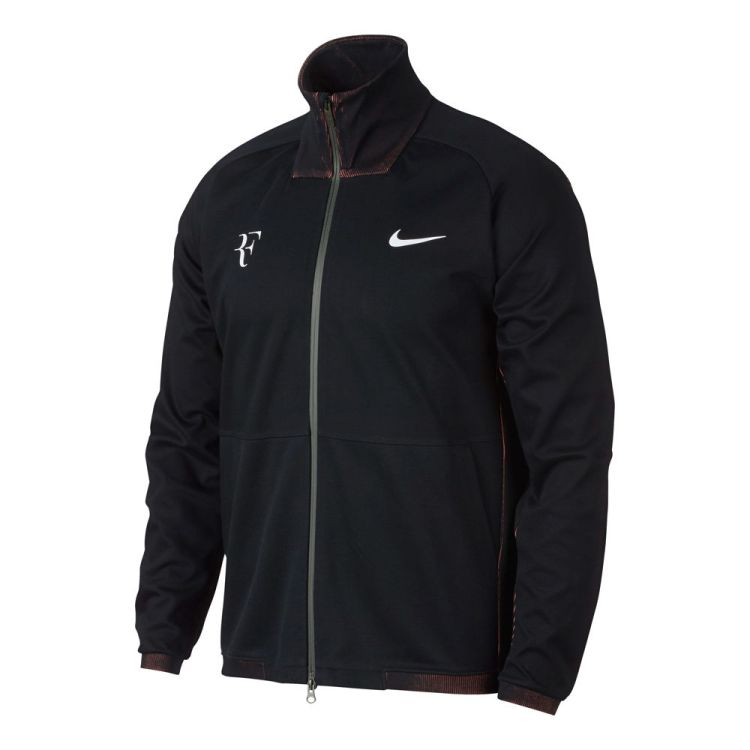 Roger Federer 2018 Australian Open Nike RF Jacket