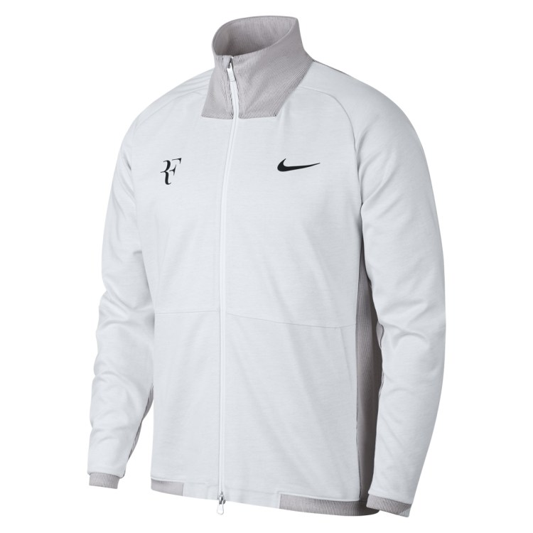 Roger Federer 2018 BNP Paribas Open Indian Wells Jacket - Roger Federer 2018 Indian Wells Nike Outfit