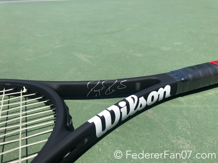 2018 Wilson Pro Staff RF97 Autograph Review