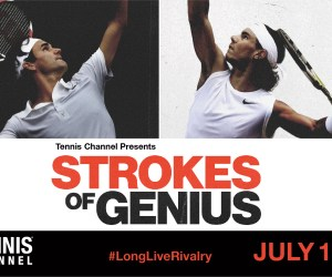 Strokes of Genius Tennis Channel Documentary Honors 2008 Federer-Nadal Wimbledon Final