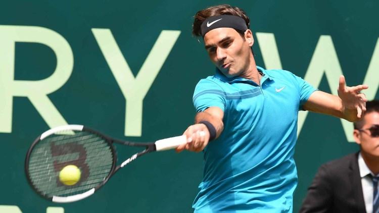 Federer Advances to 12th Gerry Weber Open Final