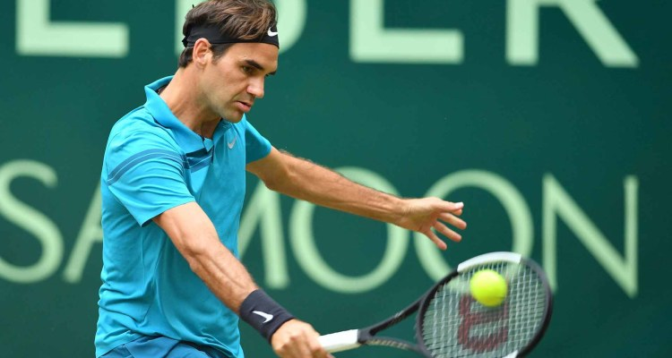 Coric Upsets Federer for Gerry Weber Open Title