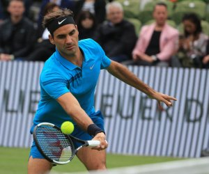 Federer Defeats Pella to Reach Mercedes Cup Semifinals