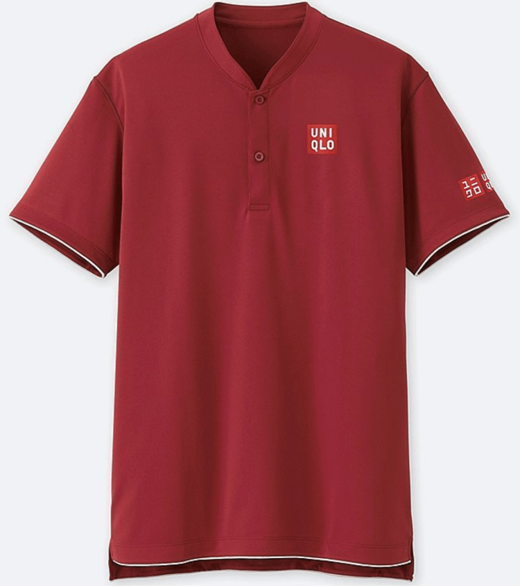 Roger Federer 2018 US Open Uniqlo Outfit 2
