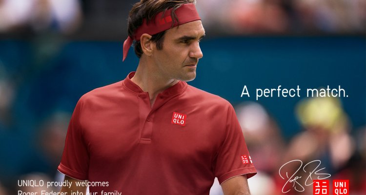 Roger Federer 2018 US Open Uniqlo Outfit